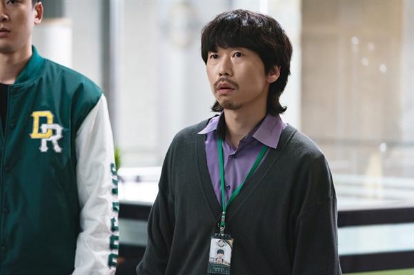 드라마 <스토브리그> 속 윤병희.