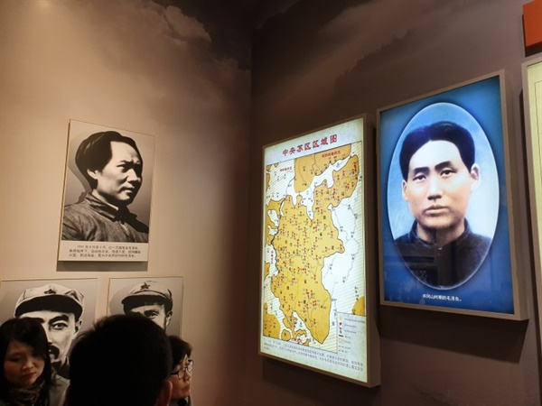모택동(마오쩌둥)