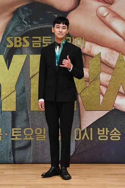 SBS 새 금토드라마 <하이에나> 온라인 제작발표회