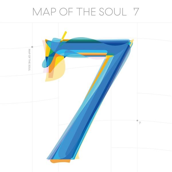 방탄소년단의 신보 < Map Of The Soul 7 >