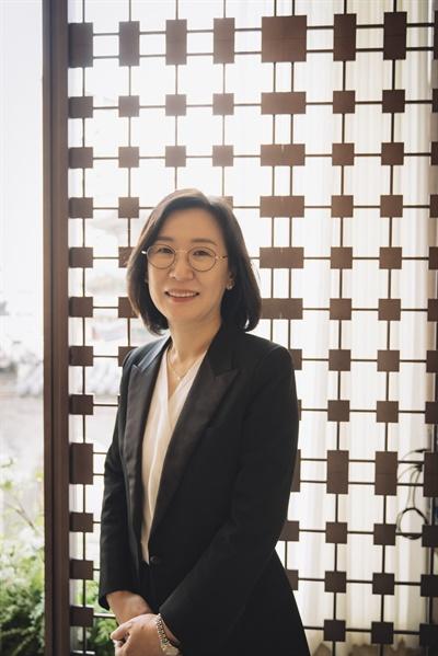 곽신애 바른손이앤에이 대표