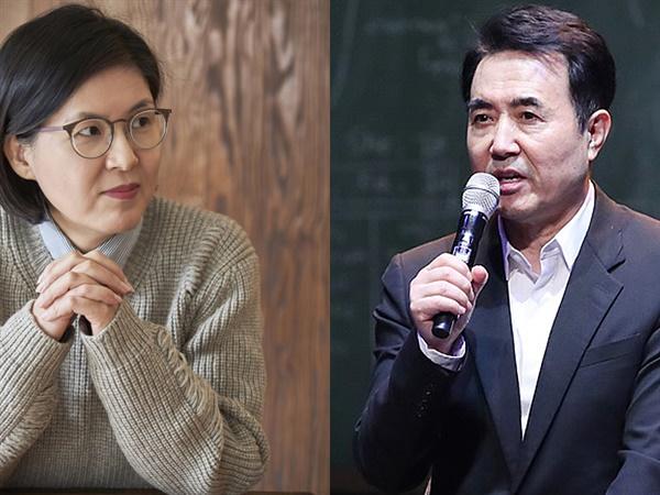 서울예술단 유희성 이사장과 수키컴퍼니 변숙희 대표