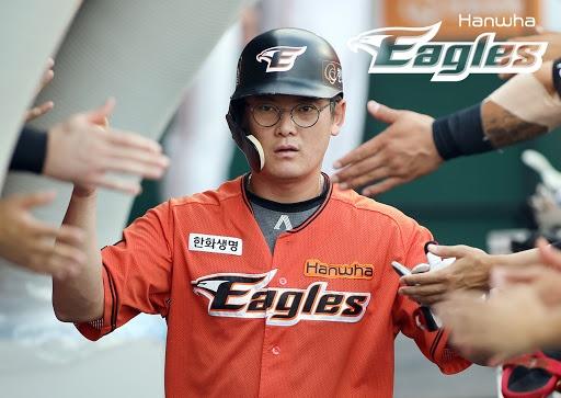 2019시즌 팀 내 최다 21홈런을 기록한 한화 이성열