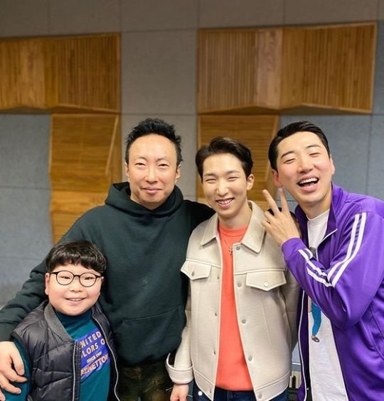 KBS '박명수의 라디오쇼'에 출연한 임도형, 양지원, 영기