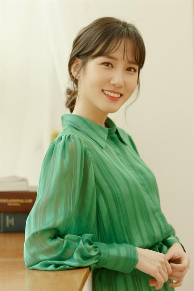 SBS 드라마 <스토브리그> 배우 박은빈 인터뷰 사진