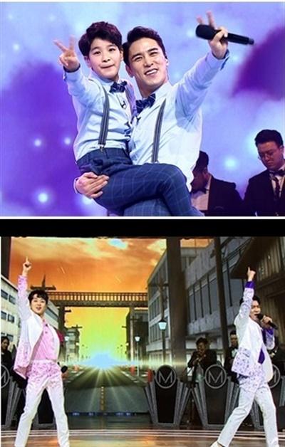 TV CHOSUN <미스터트롯> 방송장면
