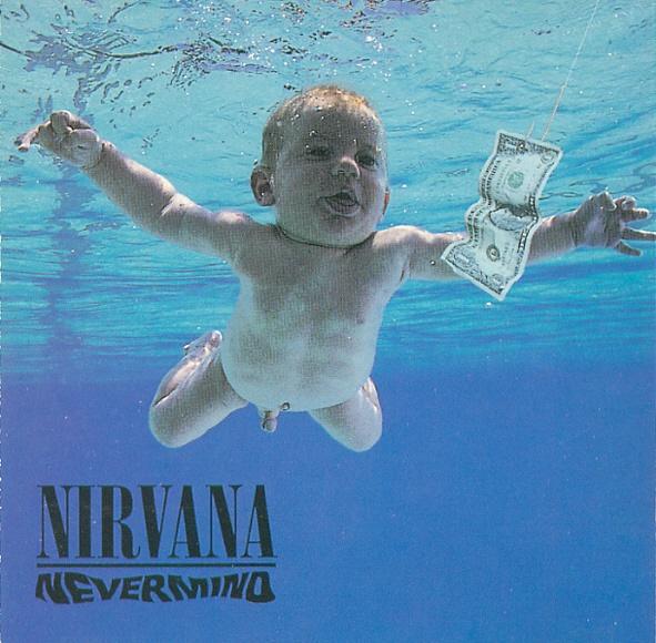 너바나(Nirvana)의 < Never Mind >는 당대의 청년들을 규정했다.