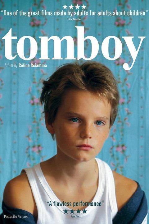 남자아이처럼 보이고 싶은 소녀의 성장담을 다룬 영화 <톰보이>(2011)