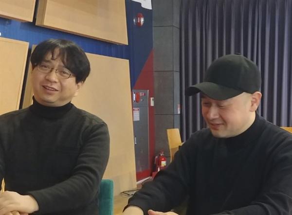두아저씨 멤버 윤승렬 황종률