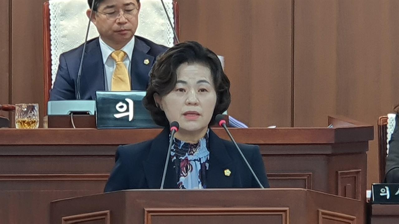 전재옥 예산결산특별위원장