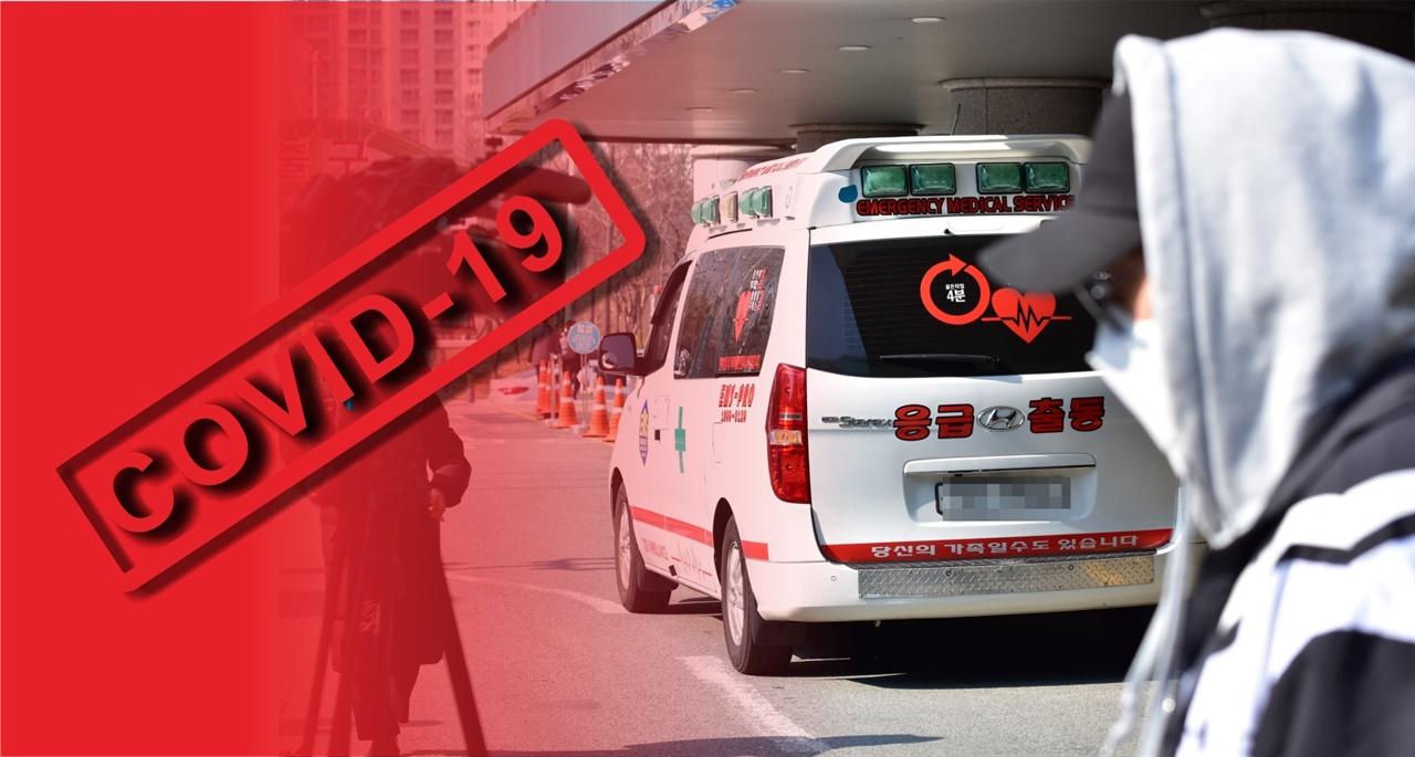 용인시에 분당제생병원 관련 추가 확진자가 발생했다. 해당 사진은 분당제생병원 입구 모습