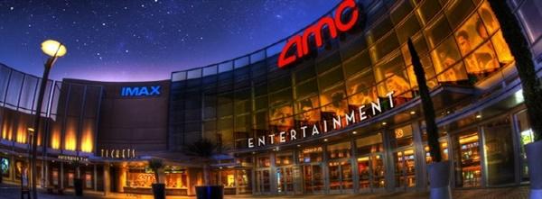 미국 최대 극장 체인인 AMC ( https://www.amctheatres.com )