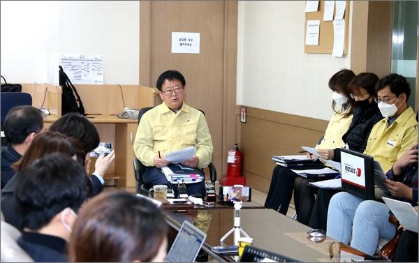 대전시교육청은 20일 '스쿨미투'로 시작된 대전S여중고 비위행위에 대한 특별감사결과를 발표했다.