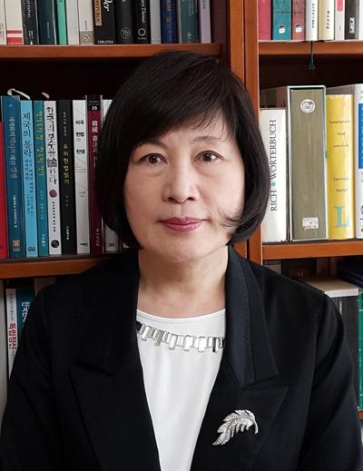 정경희 영산대 교수