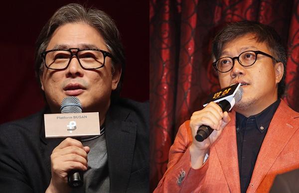 서강대 서강영화공동체가 만들어질 때 함께했던 박찬욱 감독과 회원으로 활동했던 최동훈 감독
