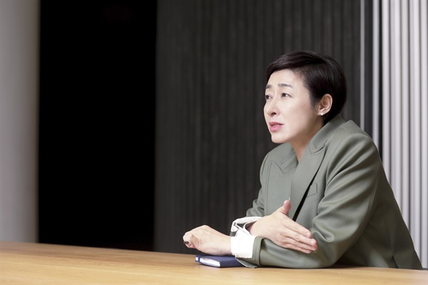 TV CHOSUN 서혜진 국장