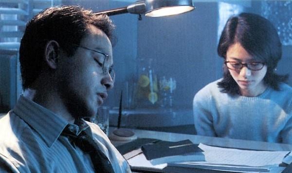 영화 <친니친니>(1997)에 카메오로 출연해 인상깊은 활약을 펼친 고 장국영