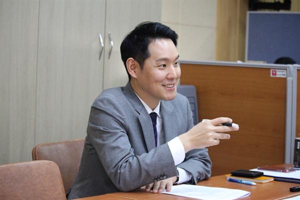 김한규 더불어민주당 강남병 후보.