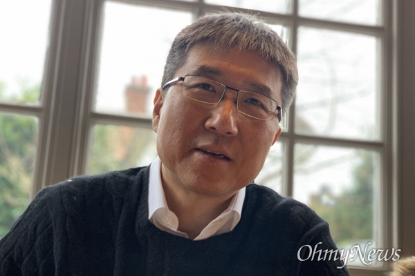 장하준 영국 케임브리지대 교수(경제학)
