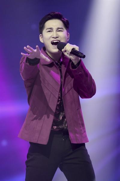 '미스터트롯' TOP7의 김희재 TV CHOSUN <미스터트롯> TOP7의 김희재.