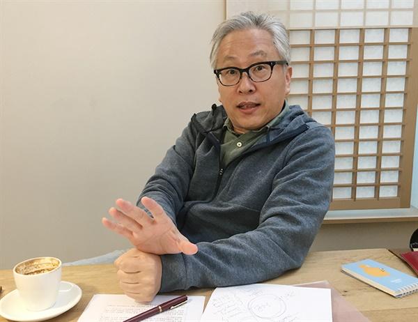 <골목길 자본론> 저자 연세대 모종린 교수