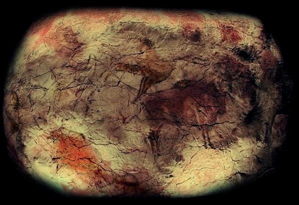 알타미라 동굴 벽화. 동굴 벽화를 그림으로써 예술을 탄생케 한 이도 남성이라고 기술하면서 역사는 남성을 인류 진화의 주역으로 자리매김했다.