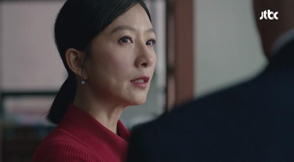 JTBC <부부의 세계>의 한 장면