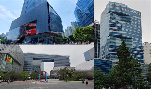 CJ ENM, JTBC, MBC 등 각종 방송국이 밀집한 상암 DMC 주변은 연일 코로나 확진자 발생 가능성을 최대한 억제하기 위해 각 회사 차원의 자구책을 마련하고 대비에 나서고 있다.