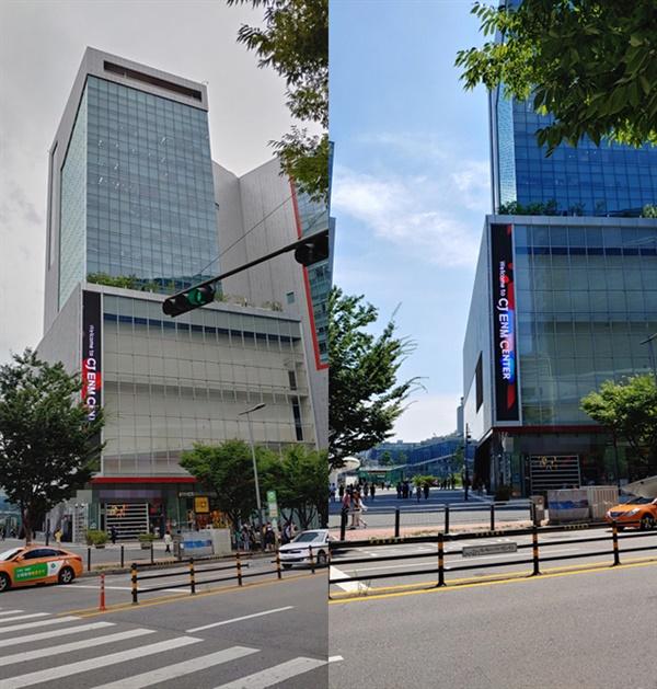 tvN, 올리브 채널 등을 운영중인 CJ ENM은 최근 사내 코로나 확진자 발생으로 인해 한때 센터 건물을 폐쇄하기도 했다.