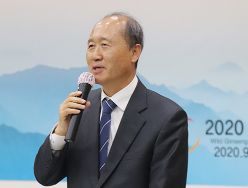 김홍상 한국농촌경제연구원장