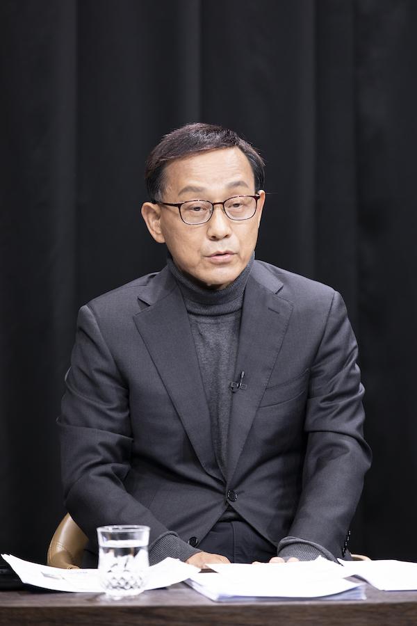 미래통합당 허용석 후보 (사진 : 정민구 기자)