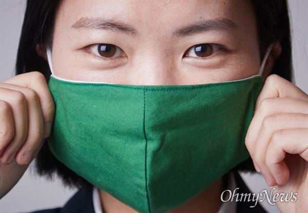 고은영 녹색당 비례대표 1번 후보