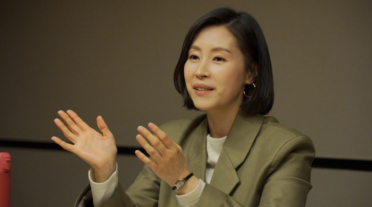 박혜진 전 MBC 아나운서