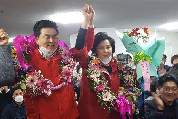 무소속 김태호 당선자(거창함양산청합천).