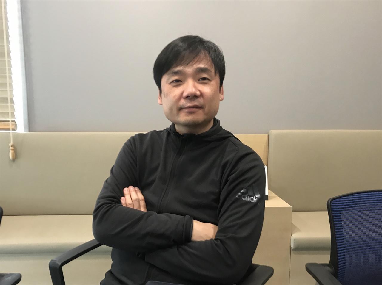 윤창현 언론노조 SBS 본부장