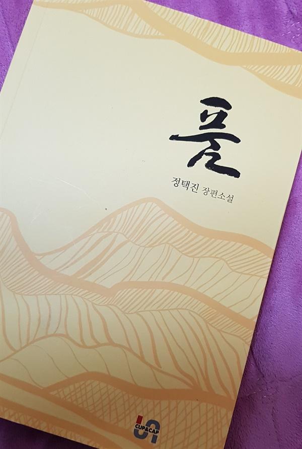 작가 정택진의 <품>