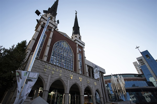명성교회 세습 논란은 재점화하는 양상이다.