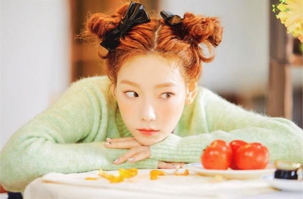 지난 4일 신곡 'Happy'를 발표한 태연