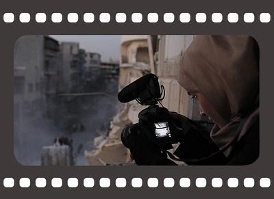 영화 < 사마에게, For Sama > (2019), 다큐멘터리, 96분, 영국