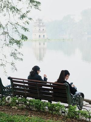 베트남 수도 하노이는 '두 강 사이에 있는 도시'라는 뜻이다