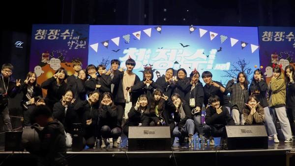 은평구 청소년 참여위위원회 활동 모습. (사진: 은평구 청소년 참여위원회 페이스북 페이지)