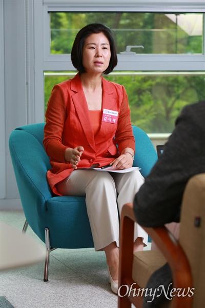 미래통합당 김미애 당선인.
