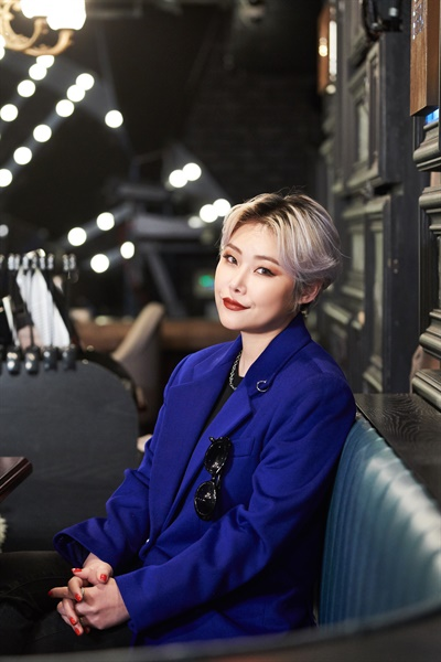 영화 <초미의 관심사> 순덕 역으로 첫 연기에 도전한 김은영.