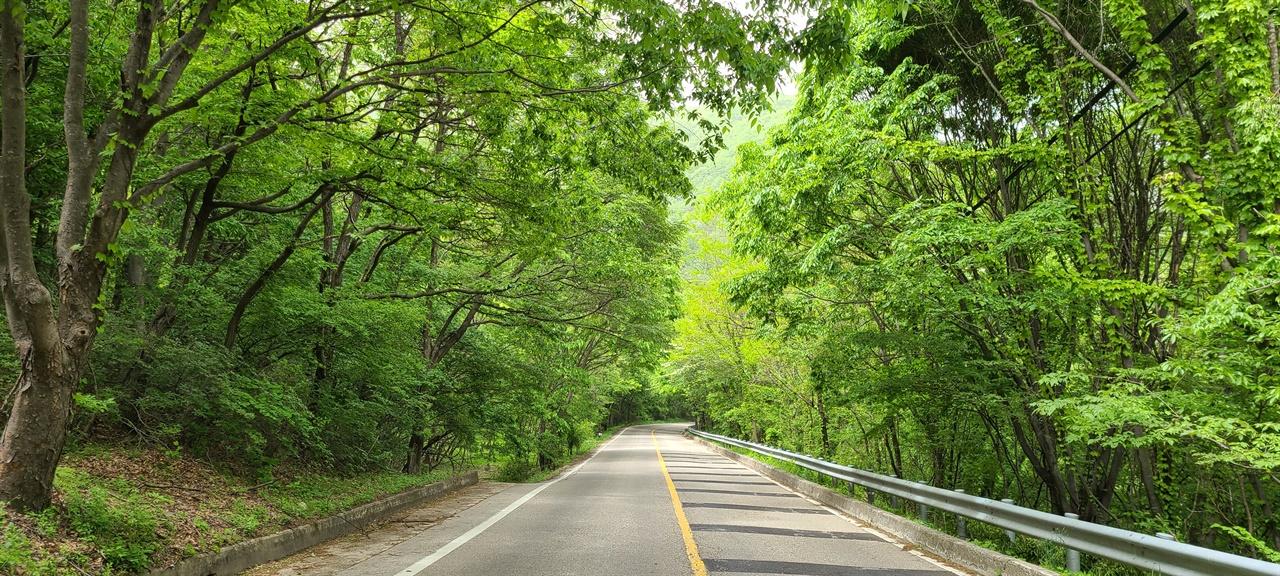 아름다운 길   10경 만조탄과 12경 수심대 사이는 익사 사고가 나서 출입이 금지되었다. 나란히 달리는 37번 일반 국도가 환상의 드라이브 코스다. '한국의 아름다운 길 100선'에 선정된 길이다.