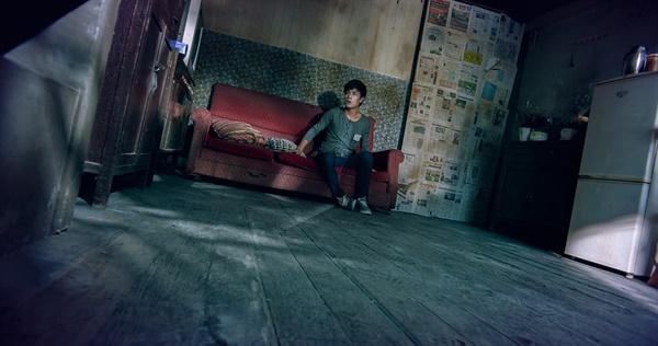 영화 <초능력소년사건>의 한 장면.