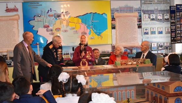 참전용사 초청 강연회 (카자흐스탄)