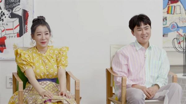 JTBC <가장 보통의 가족> 방송캡쳐