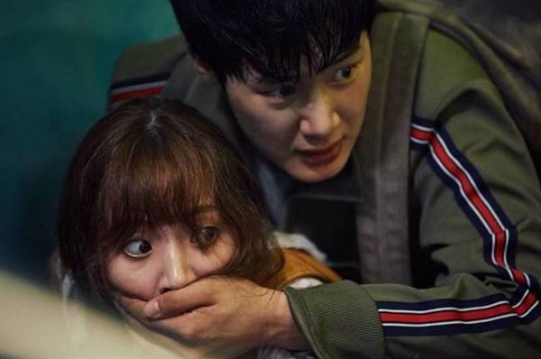 드라마 <인간수업> 장면