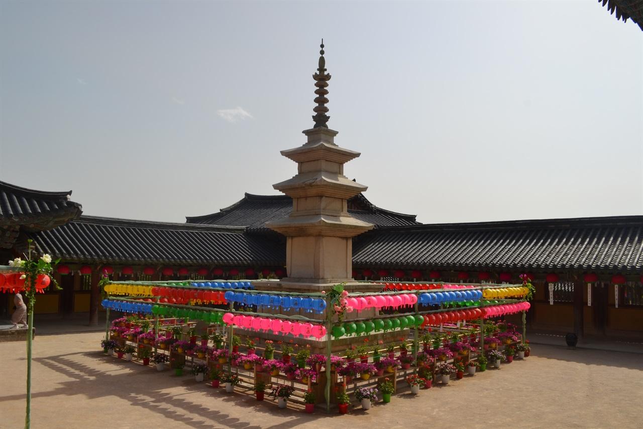 경주 불국사 석가탑