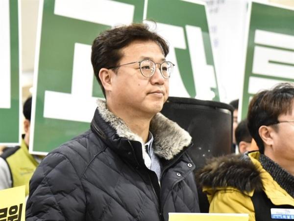 장태수 정의당 혁신위원.